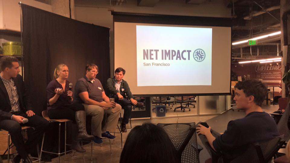 Net Impact San Francisco is one of the longest standing Bay Area organizations helping professionals create social and environmental change through their careers.