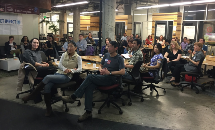 The Future of Measuring Impact (Lead Organizer): Net Impact San Francisco and The Impact Hub