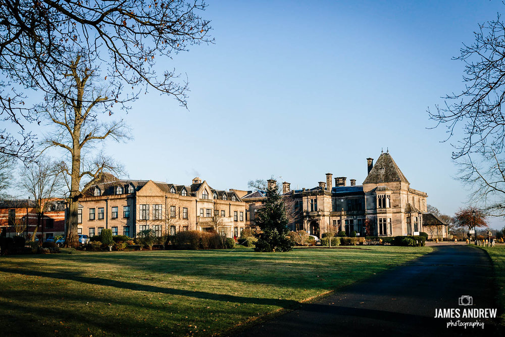 Rookery Hall Hotel and Spa Cheshire