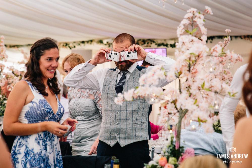 Fun Staffordshire barn weddings the ashes