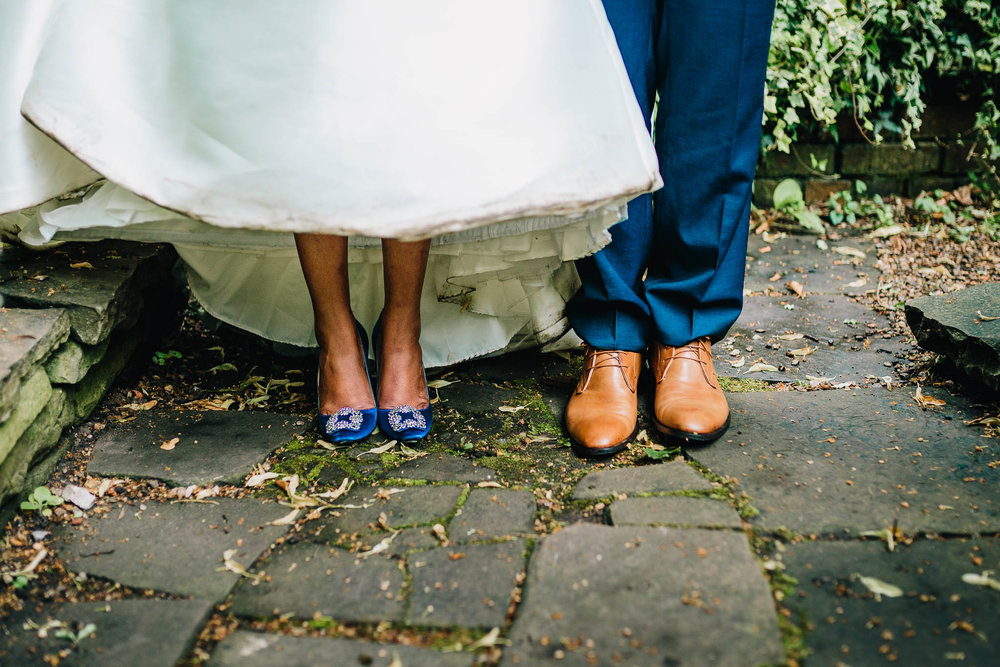 WEDDING SHOES ALTERNATIVE PHOTOGRAPHER