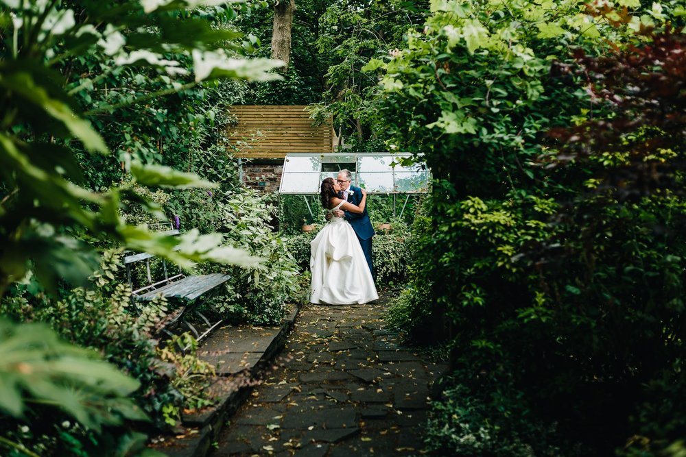 WEDDING PORTRAITS OUTDOOR PHOTOGRAPHER MANCHESTER