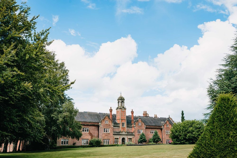 CREWE HALL Q HOTEL CHESHIRE WEDDING VENUE