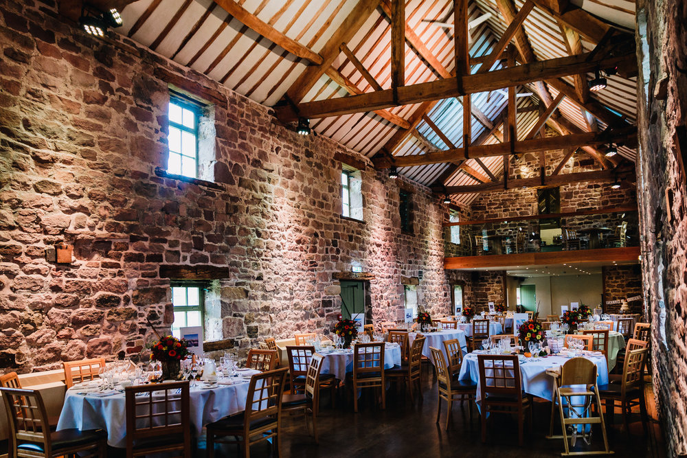 WEDDING EVENING RECEPTION BARN