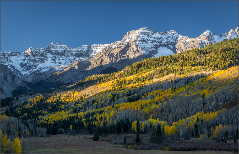October Morning, San Juan Mountains