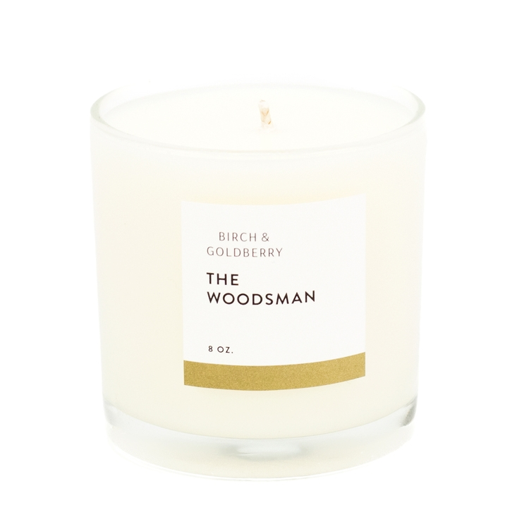 $27.99 THE WOODSMAN CANDLE