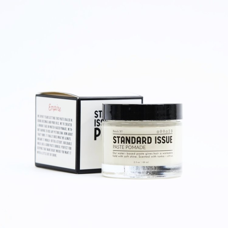 $19.99 STANDARD ISSUE PASTE POMADE