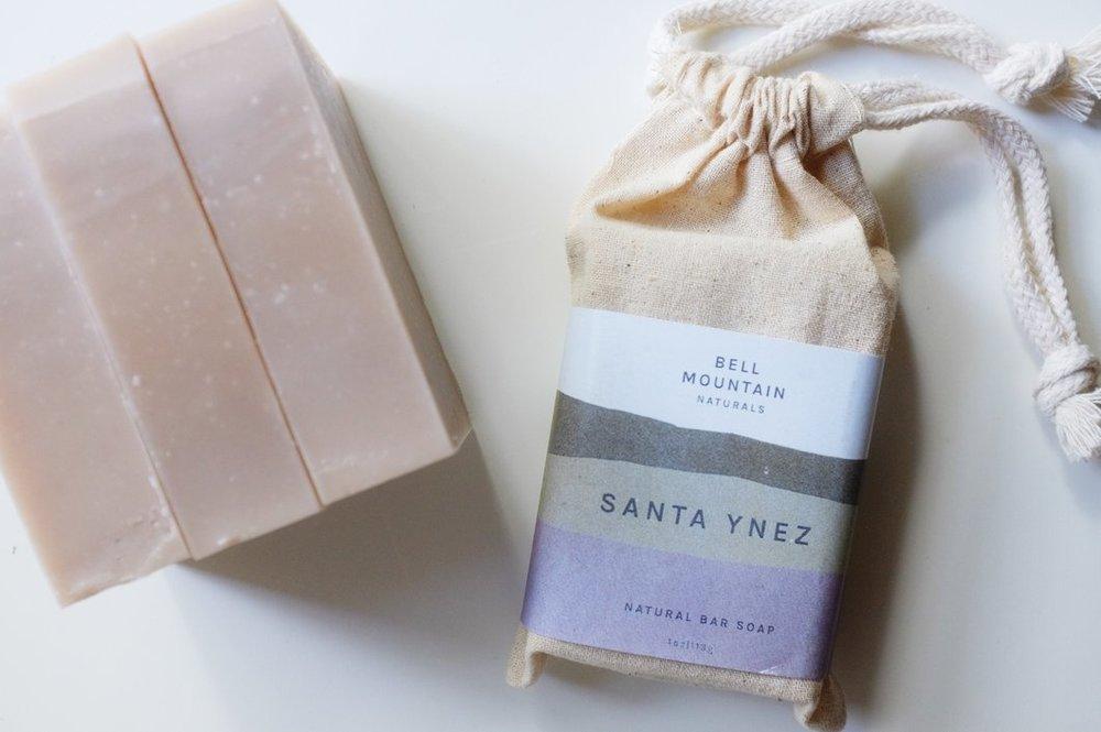 $8.99 SANTA YNEZ SOAP