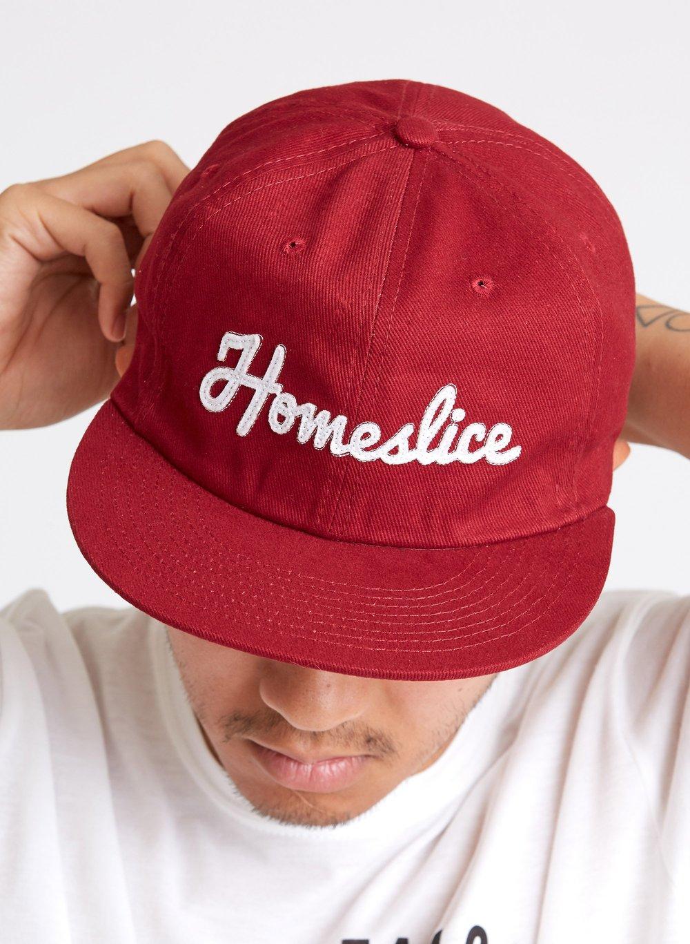$34.99 HOMESLICE STRAPBACK HAT