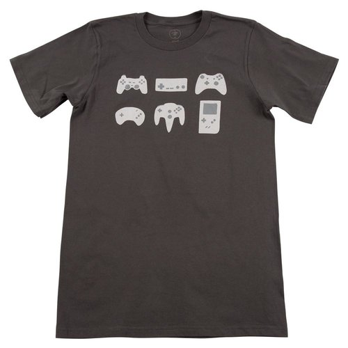 $27.99 VIDEO GAME CONTROLLERS T-SHIRT