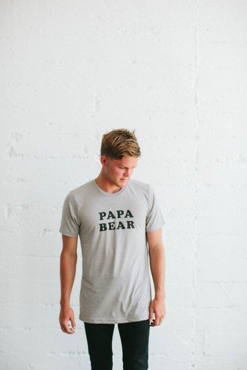 $27.99 PAPA BEAR T-SHIRT