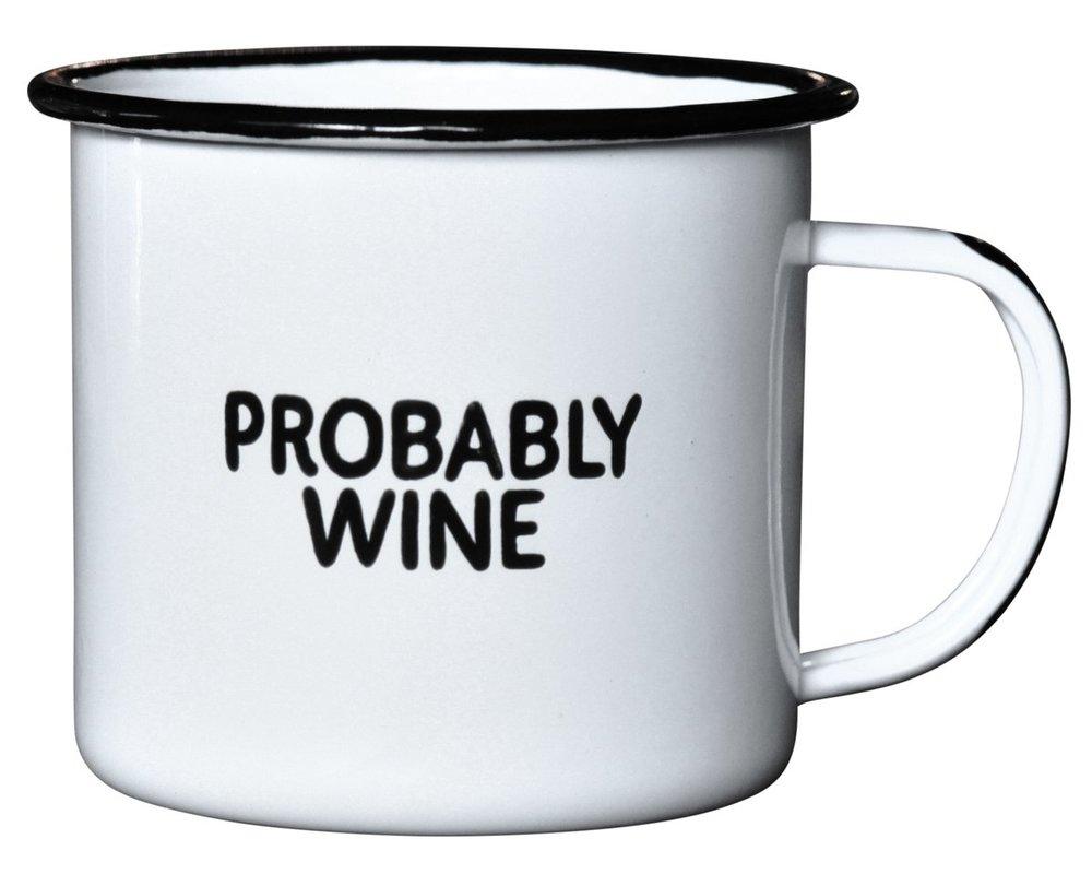 $19.99 PROBABLY WINE MUG