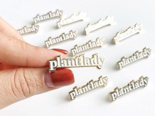 $11.99 PLANT LADY PIN