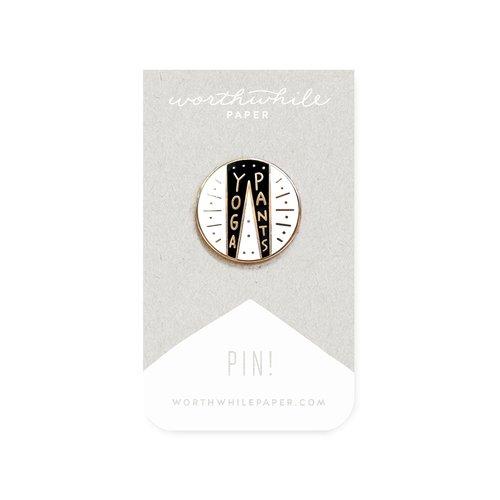 $11.99 YOGA PANTS PIN