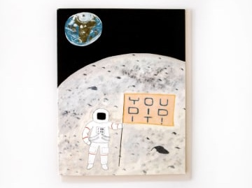 $4.49 YOU DID IT ASTRONAUT CONGRATULATIONS CARD