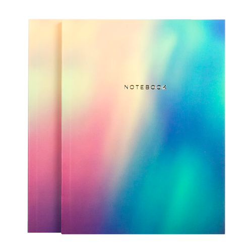 $8.99 AURORA BOREALIS NOTEBOOK SET