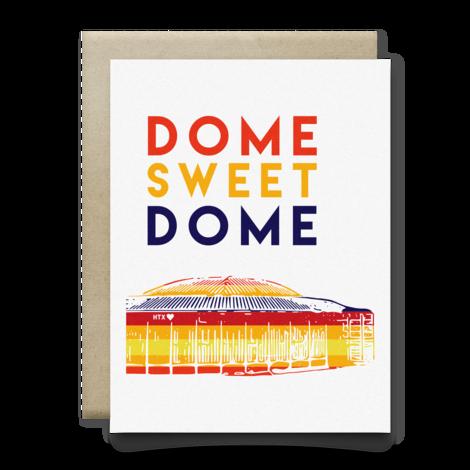 $4.99 DOME SWEET DOME CARD