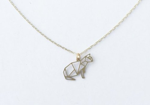 $27.99 KITTY CAT NECKLACE