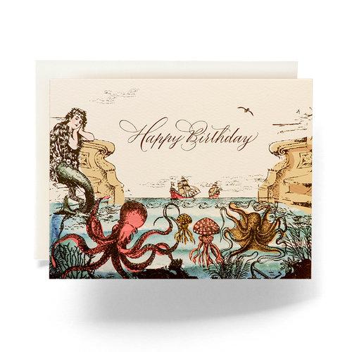 Copy of $4.99 SEA ODYSSEY BIRTHDAY CARD