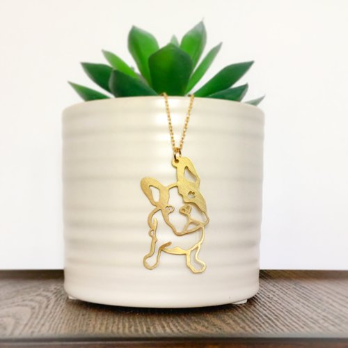 $27.99 FRENCH BULLDOG NECKLACE