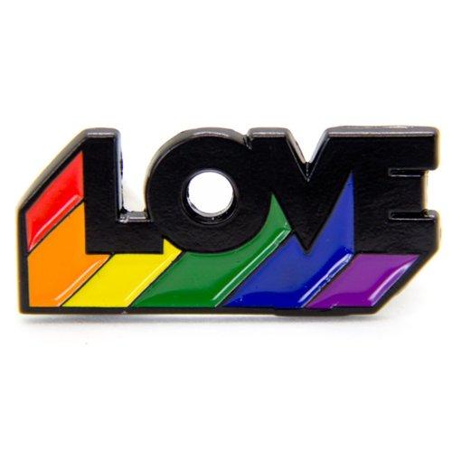 $12.99 LOVE RAINBOW PIN