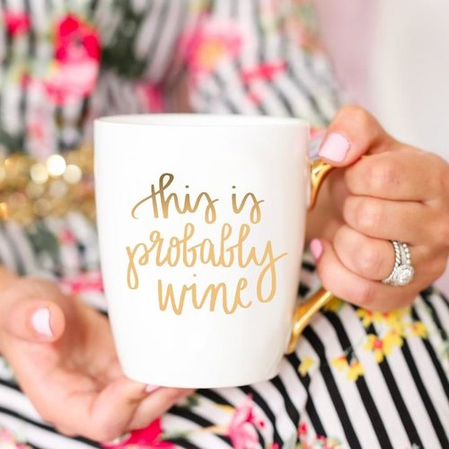 $19.99 THIS IS PROBABLY WINE MUG