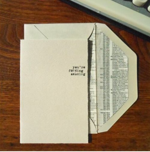 $4.49 YOU'RE F*CKING AMAZING GREETING CARD