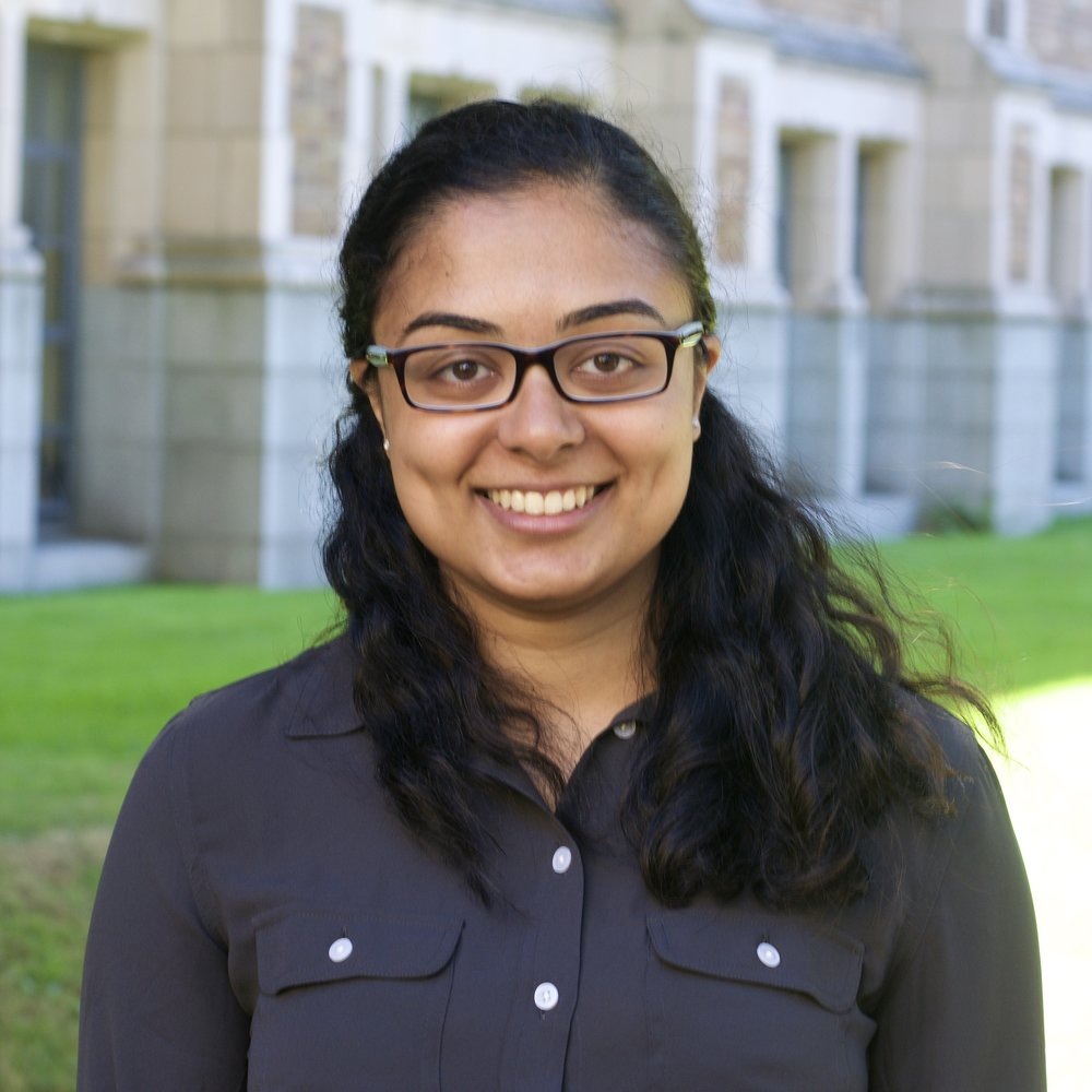 Rasika Bhalerao - Treasurer