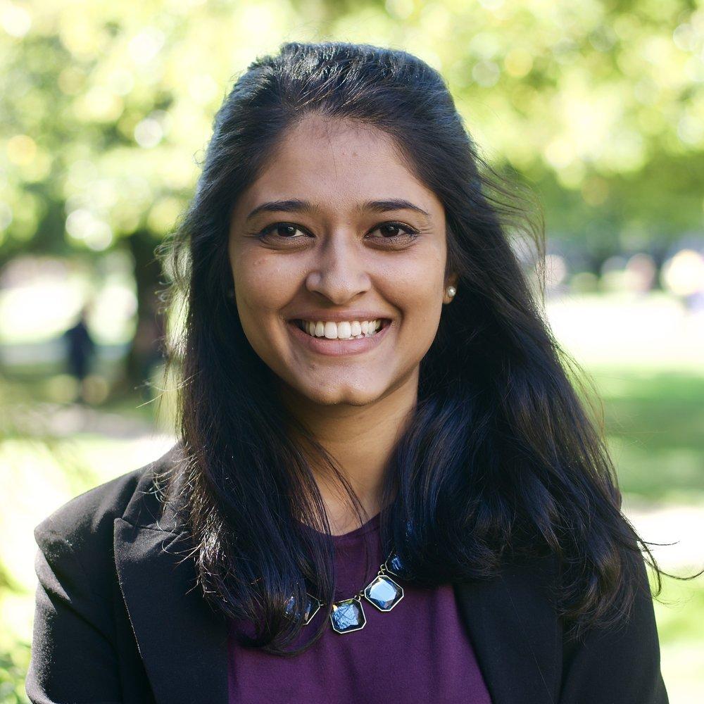 Hiral Patel – Academic Director
