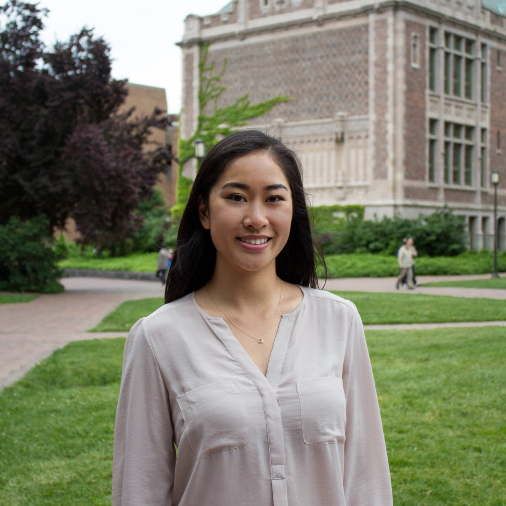 VP of Professional Development- Kimberly Wong