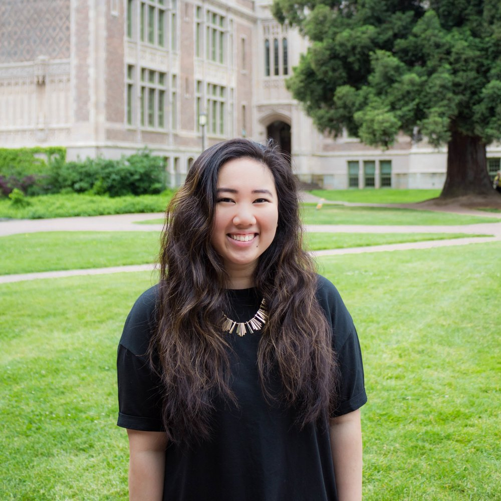 VP of Public Relations- Yeh-Eun Lee