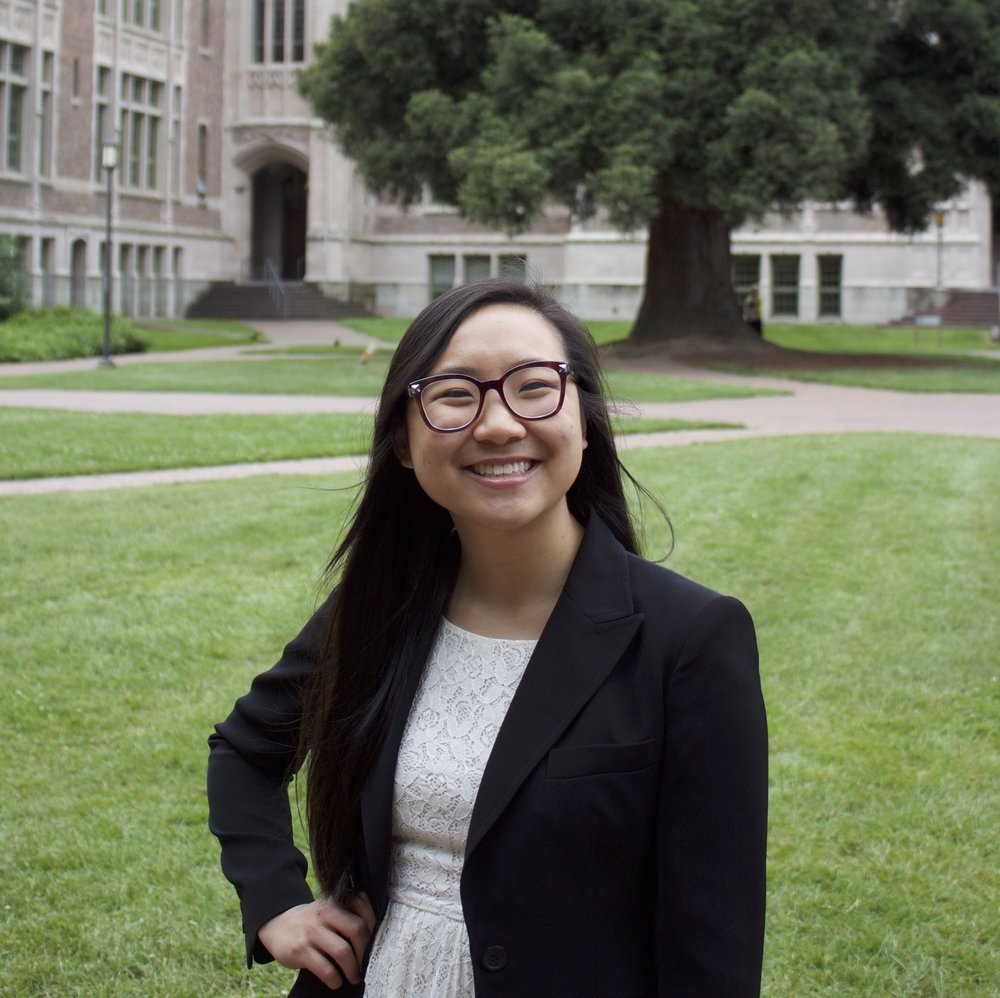 VP of Community Outreach- Andrea Chen