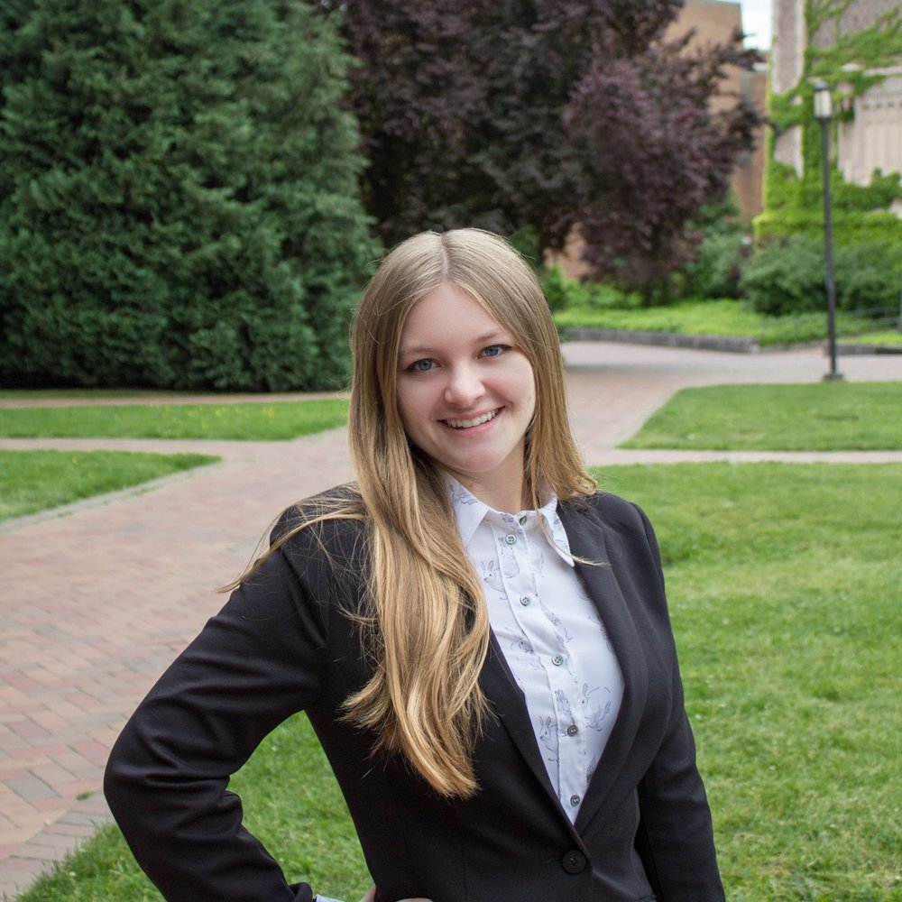 Member Relations Assistant- Sarina Katznelson