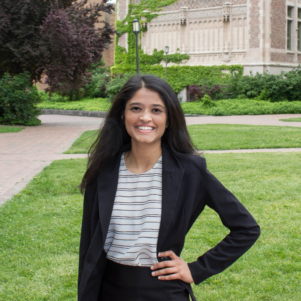 Treasurer's Assistant- Hiral Patel
