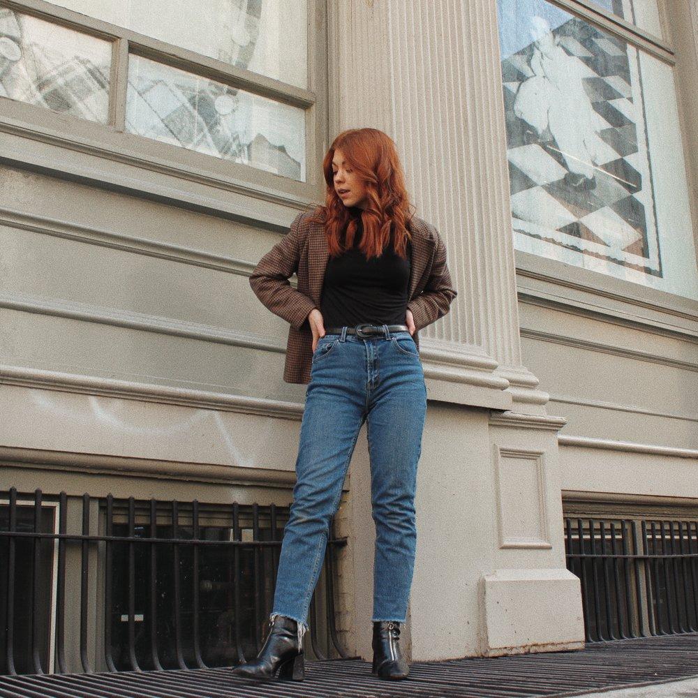 Amanda Smith Sustainable Fashion