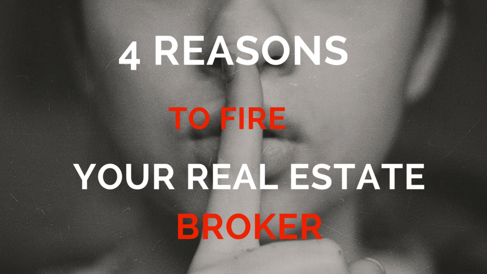 fire your broker, real estate exam prep, orlando real estate, 100% commission