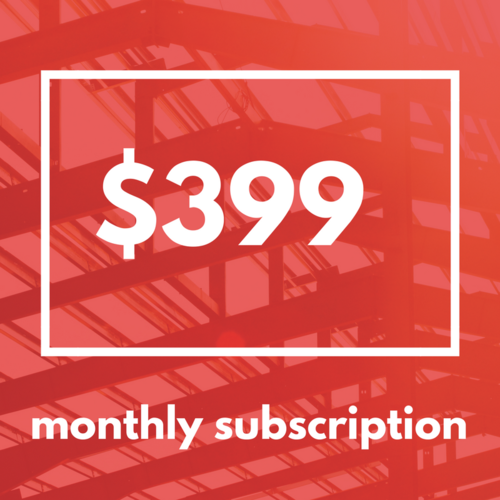 $399 Massive Action Subscription -