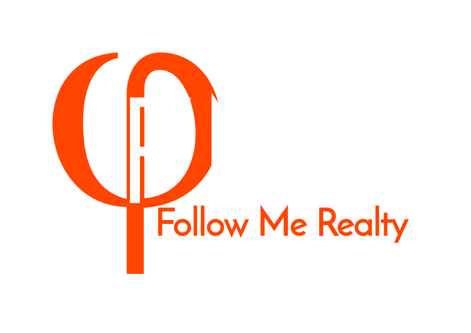 Follow Me Realty, find your way home.
