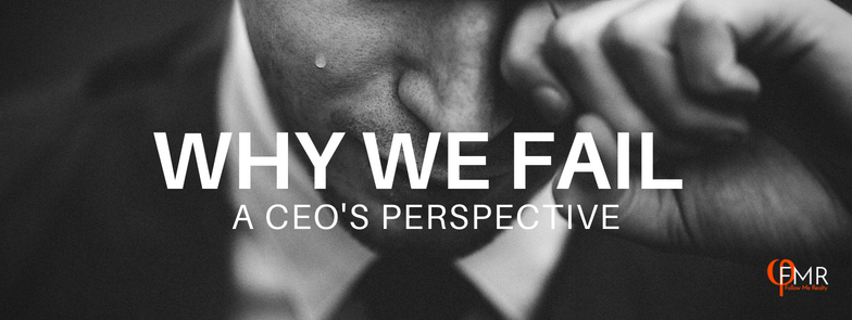 ep 7: WHY WE FAIL - A CEO'S PERSPECTIVE - AHHHH, the question that humanity has been asking since before the dawn of the Roman Empire. Why do so many of us fail in life? Why do the rich get richer and the poor get poorer (no matter what era)? Why is it that the top 1% control about 99% of the money? WHY DO WE ULTIMATELY FAIL?