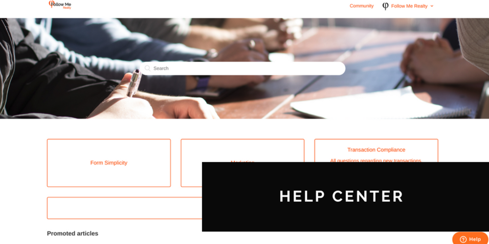 Get Support - Need some help with a file? Can't log in? Use the Help Center for how-to articles and to request support from the FMR Team.