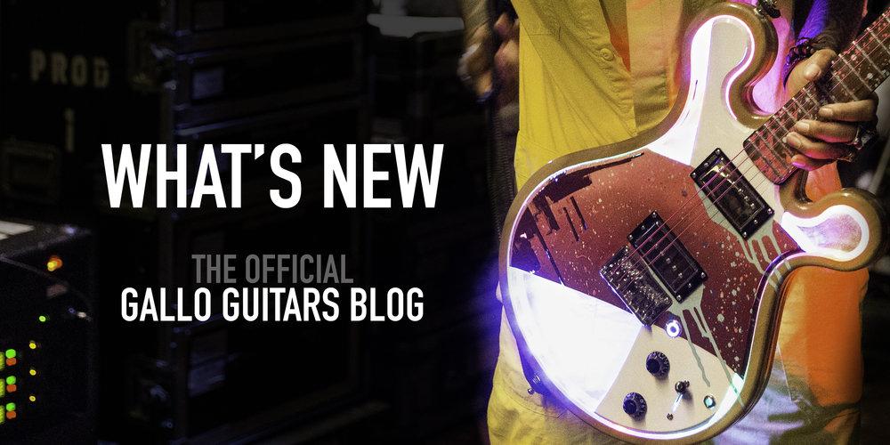 Gallo Guitars Bibi McGill