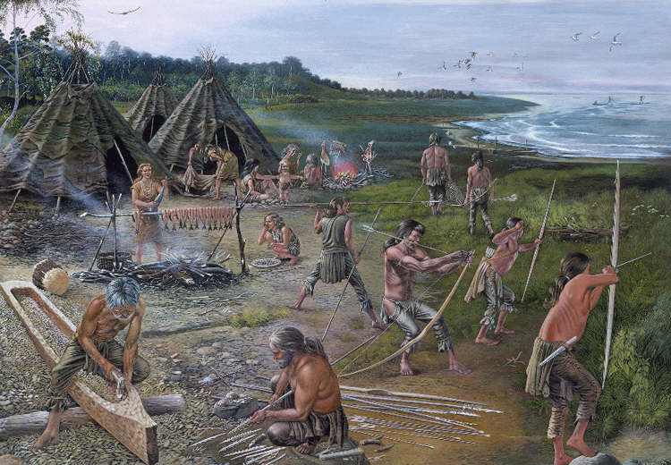 History of Stone Age