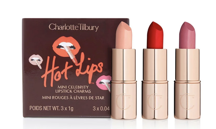 Mini Celebrity lipstick trio