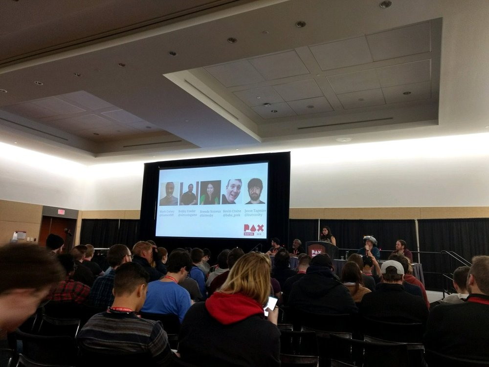 PAX East panel - Publishing Your Indie Tabletop Game Your Way
