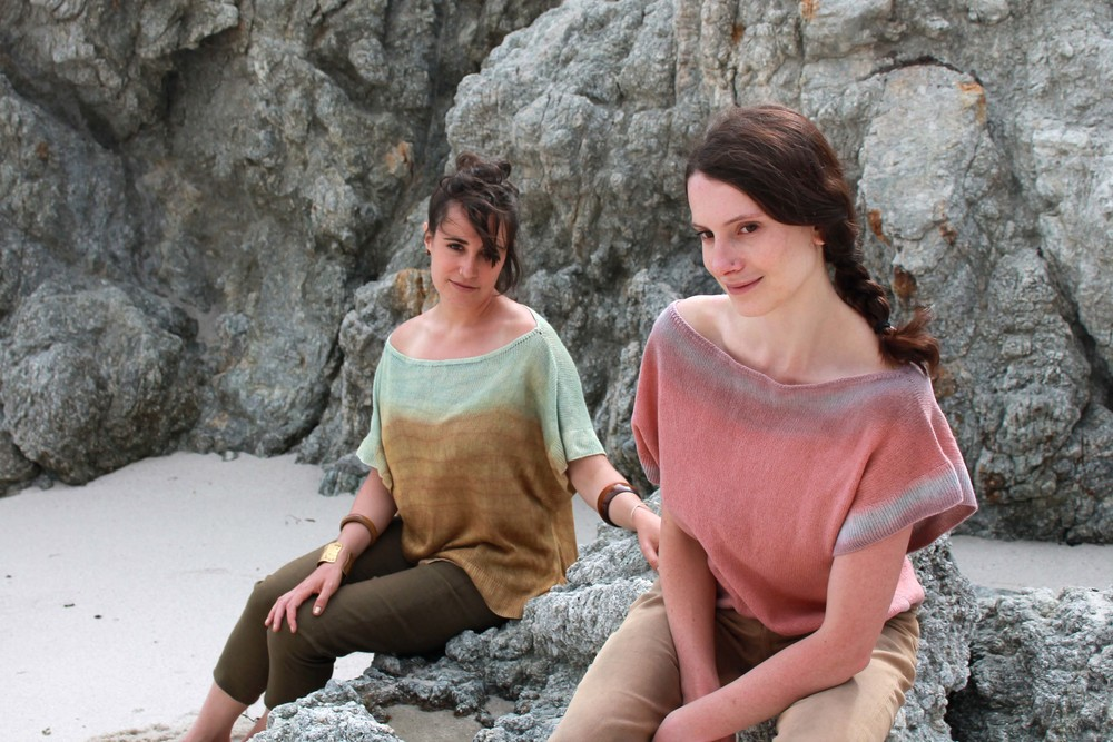 Coastal Dream Spring Knitwear Collection by Myth of the West