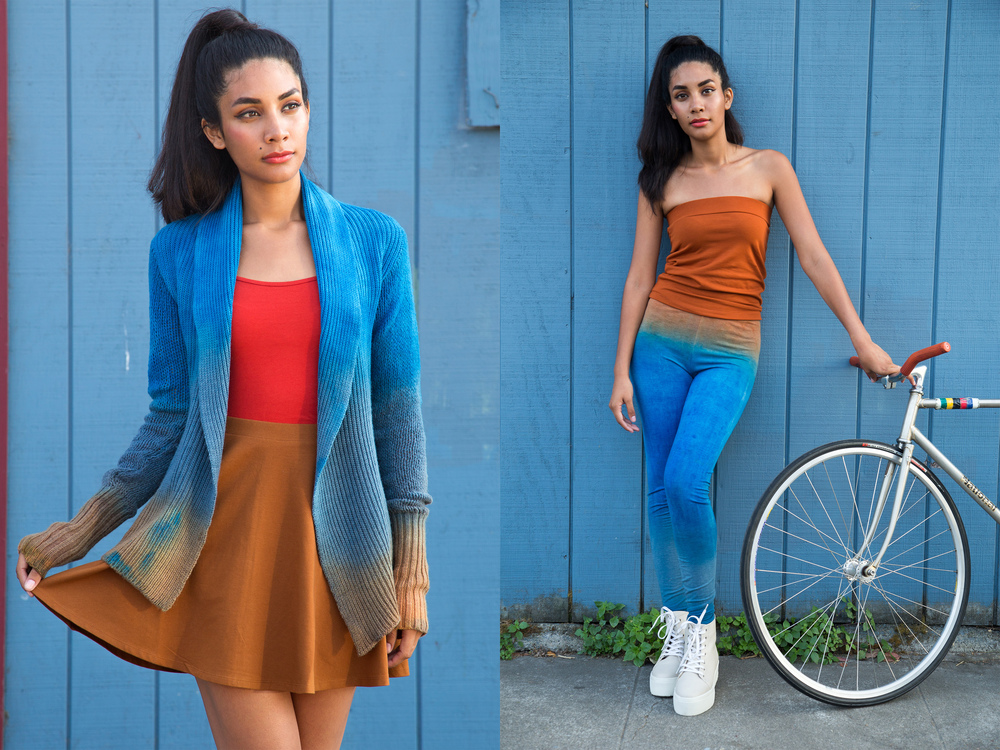 Orange to blue leggings and orange to blue sweater.jpg