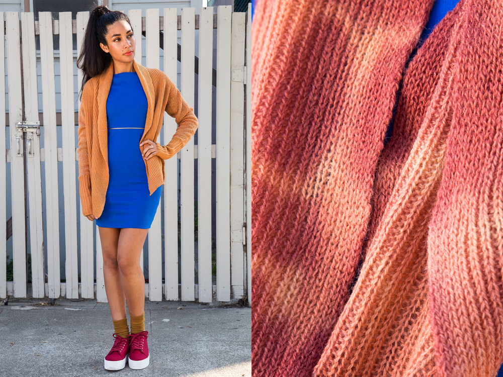 Shibori Scarf and Orange Sweater.jpg