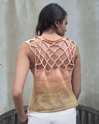 Myth of the West Handmade Knit Top Sale