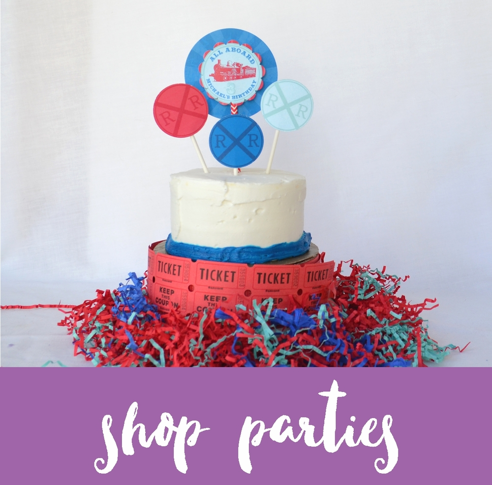 Shop Parties Nestling Design