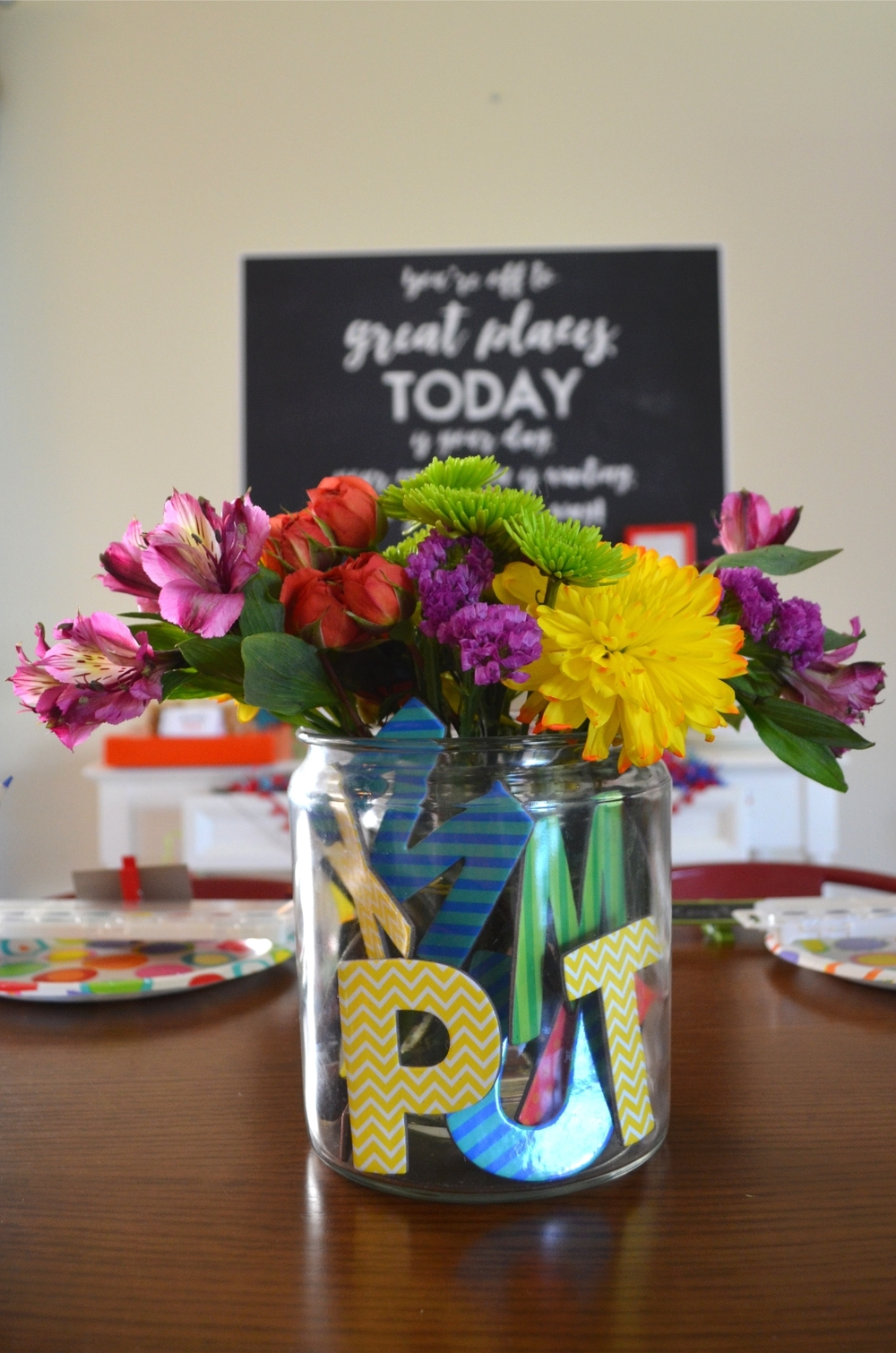Nestling Design || Back to School Party with Free Printables